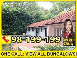 Photo Beautiful Black and White Bungalow @ Mount...