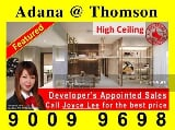 Photo Apartment / Condo For SALE: Adana @ Thomson